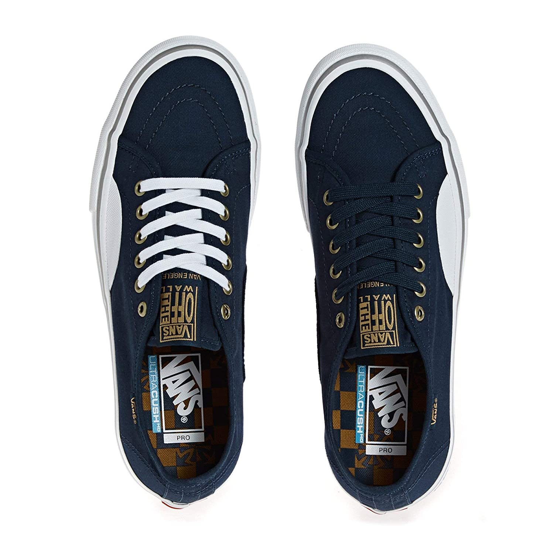 Vans AV Classic Pro Shoes 39 EU x Independent Dress Blue