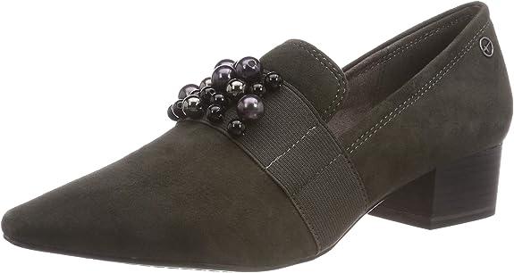 TALLA 38 EU. Tamaris 24302-21, Zapatos de Tacón para Mujer