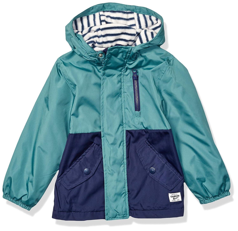 OshKosh BGosh Boys Midweight Fleece Lined Windbreaker Jacket