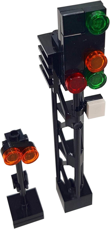 LEGO Traffic Light Signal System