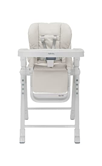 Astonishing Inglesina Gusto Highchair Fast And Easy Adjustable Baby High Chair For The Modern Family Removable Tray Included Cream Ibusinesslaw Wood Chair Design Ideas Ibusinesslaworg