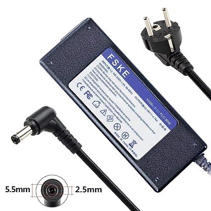 FSKE 90W 19V 4.74A Cargador Portátil para Asus Toshiba N17908 V85 ...