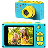 BlueFire Kids Digital Camera Mini 2 Inch Screen Children's Camera 8MP HD Digital Camera Birthday/Christmas/New Year Toy…