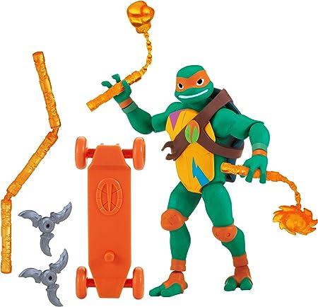 Teenage Mutant Ninja Turtles Rise of The Michelangelo Basic Figure