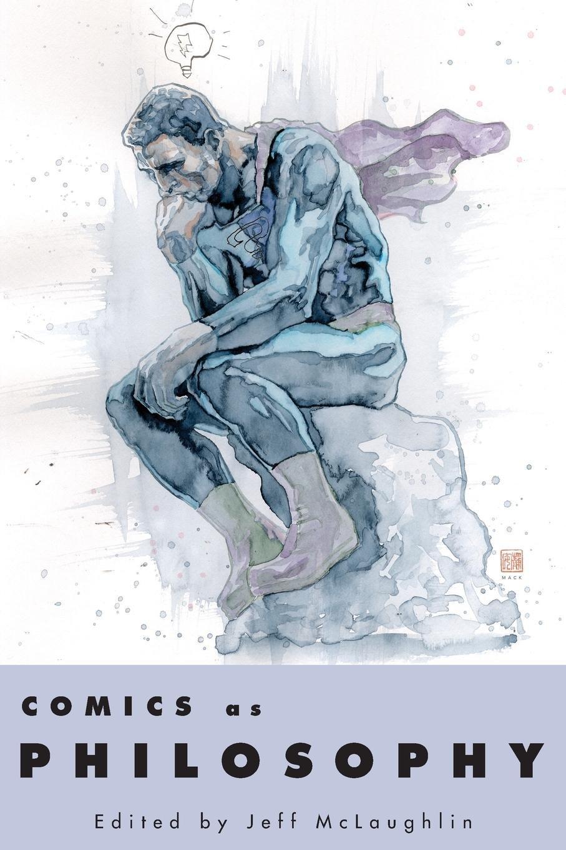 Comics as Philosophy PDF