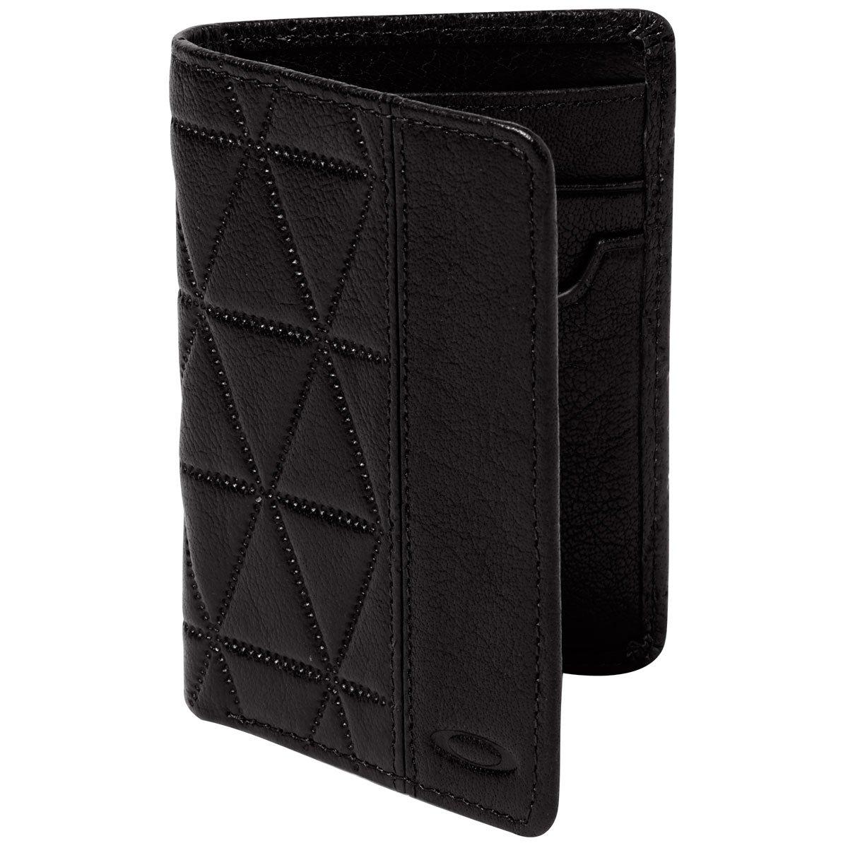 f68ba894cdf2 Oakley Men's Leathers Slim Wallets