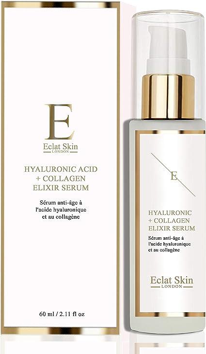 Hyaluronic acid & Collagen Serum - 60ml: Amazon.co.uk: Beauty