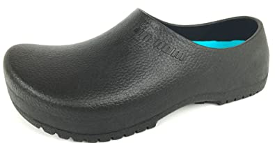 MEN's MEADA for Work Tin nam 38160204 Clog Slip Resistant Shoe NOTE : Sizes run small order one size up.