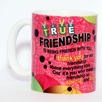 Buy Friends Quotes Gift Gifts For Best Friend Birthday Online At Low Prices In India