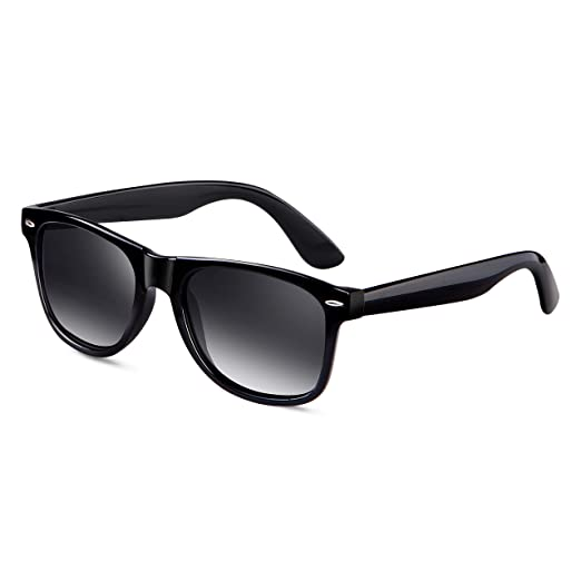 28899055bb2a Sunglasses for Men- wearpro Retro Vintage Polarized Mens Sun Glasses  WP1001-2 (B