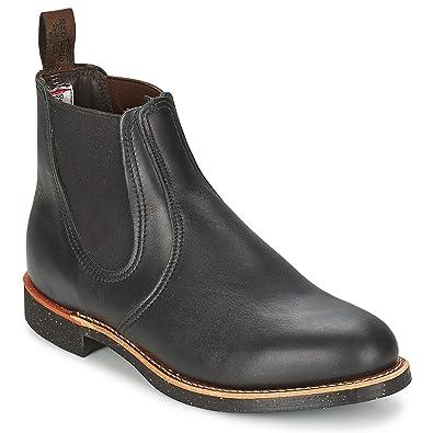 Red Wing 6 Pulgadas para Hombre Ranchero de Chelsea Boot: Amazon.es: Zapatos y complementos