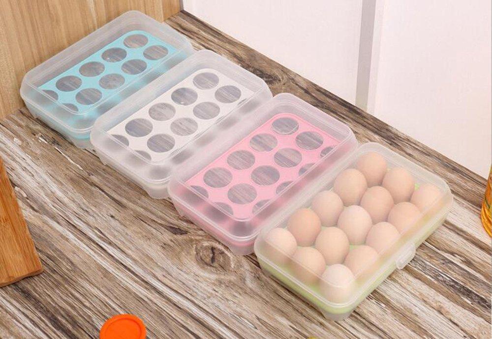 Kühlschrank Eierhalter 10 : Natural home eierbox eieraufbewahrung kühlschrank transportbox