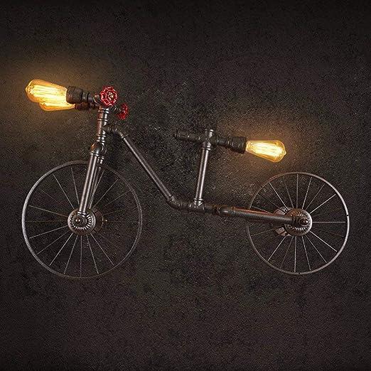 SET Lámpara de Mesa-Luces de la Vendimia Restaurante Bicicleta ...