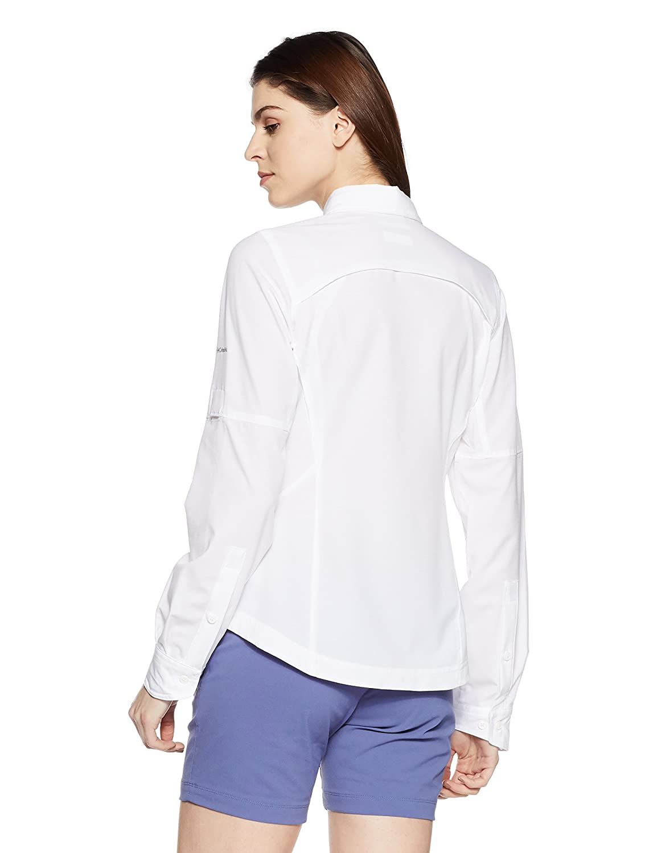 Columbia Womens Silver Ridge L//S Shirt