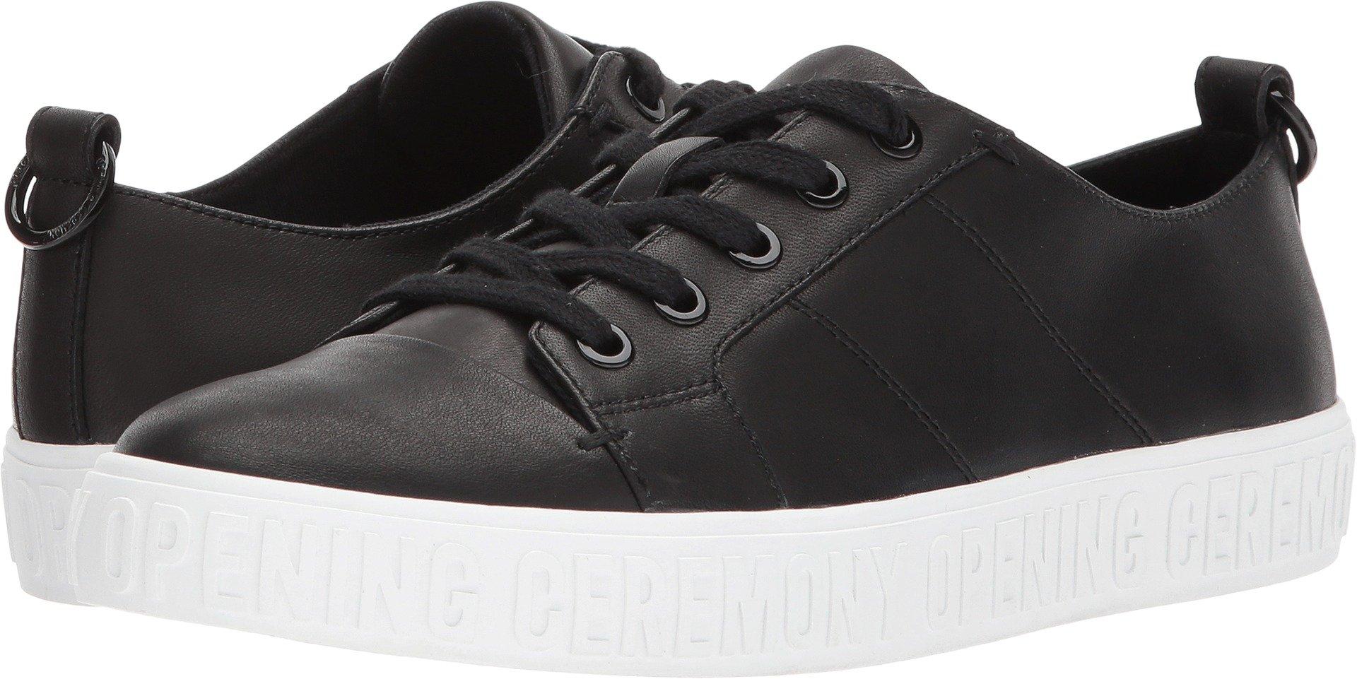 Opening Ceremony Women's La Cienega Low Top Sneaker Black Multi 38 B EU