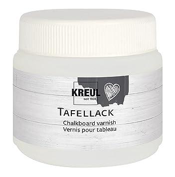 Tafellack Farben kreul 79422 tafellack 150 ml amazon de küche haushalt