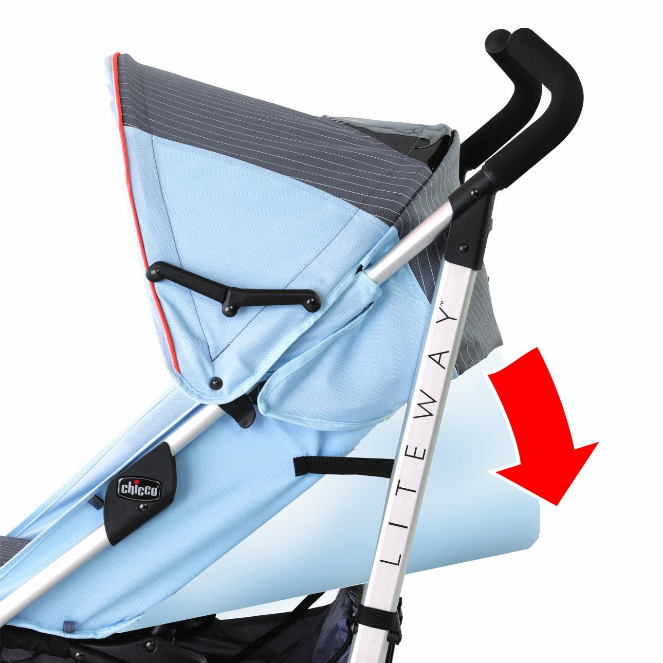 Amazon.com  Chicco Liteway Stroller Magma (Discontinued by Manufacturer)  Lightweight Strollers  Baby  sc 1 st  Amazon.com & Amazon.com : Chicco Liteway Stroller Magma (Discontinued by ... islam-shia.org