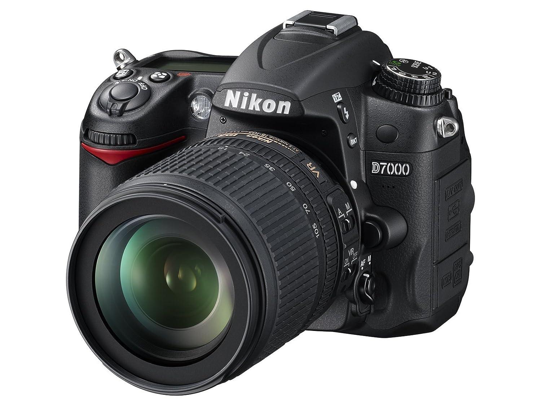 Nikon D7000 - Cámara réflex digital de 16.2 Mp (estabilizador óptico ...