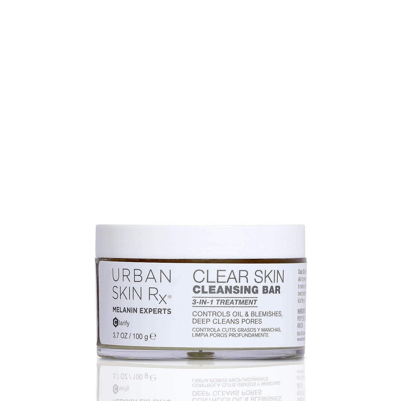 Urban Skin Rx Clear Skin Cleansing Bar 2.0 oz