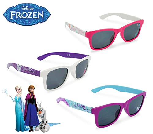 WD17036 Gafas sol niña motivo FROZEN protección UV400 ...