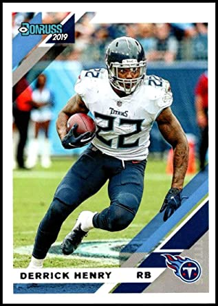 Tennessee Titans Trading Card Bundle Derrick Henry Football Cards Assorted 5