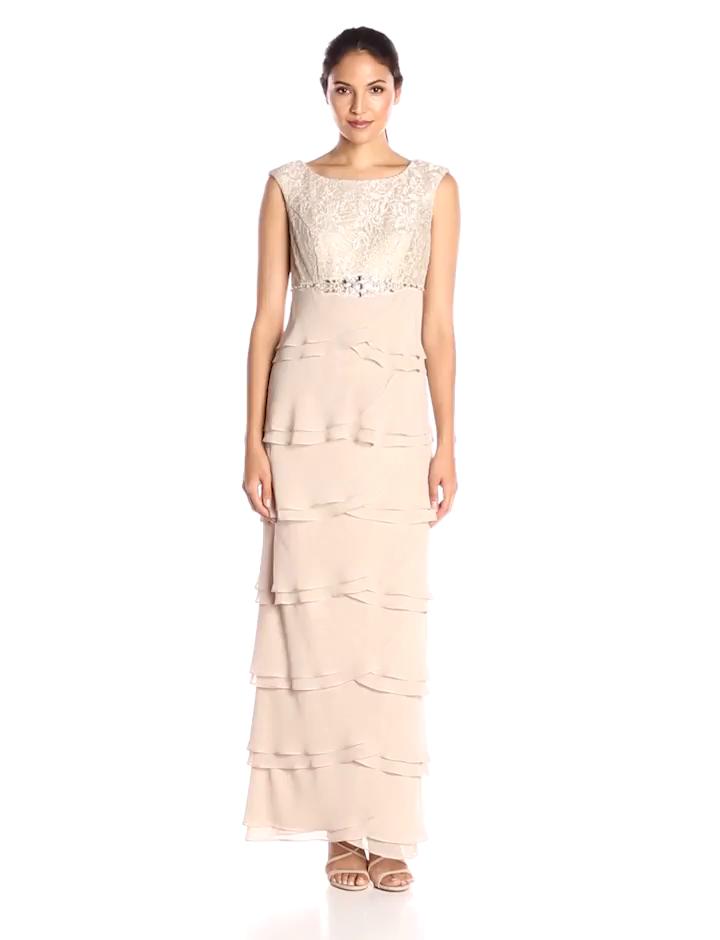 Amazon.com: Jessica Howard Womens Cap Sleeve Artichoke Skirt Dress: Clothing