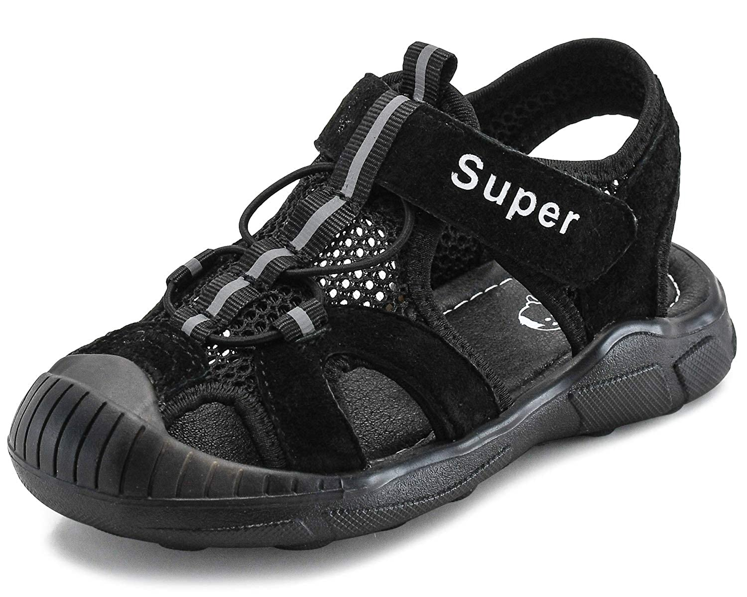 SKOEX Baby Boys Closed-Toe Water Outdoor Sports Sandals Toddler//Little Kid