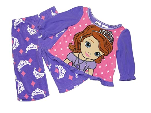 Image Unavailable. Image not available for. Color  Disney Sofia The First  Baby Girl s Size 12 Months Fleece Pajama Set a66afb408