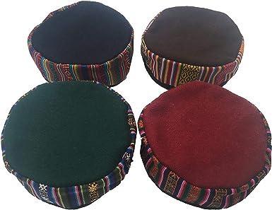 Siesta Nepalese Wool Smoking Hat