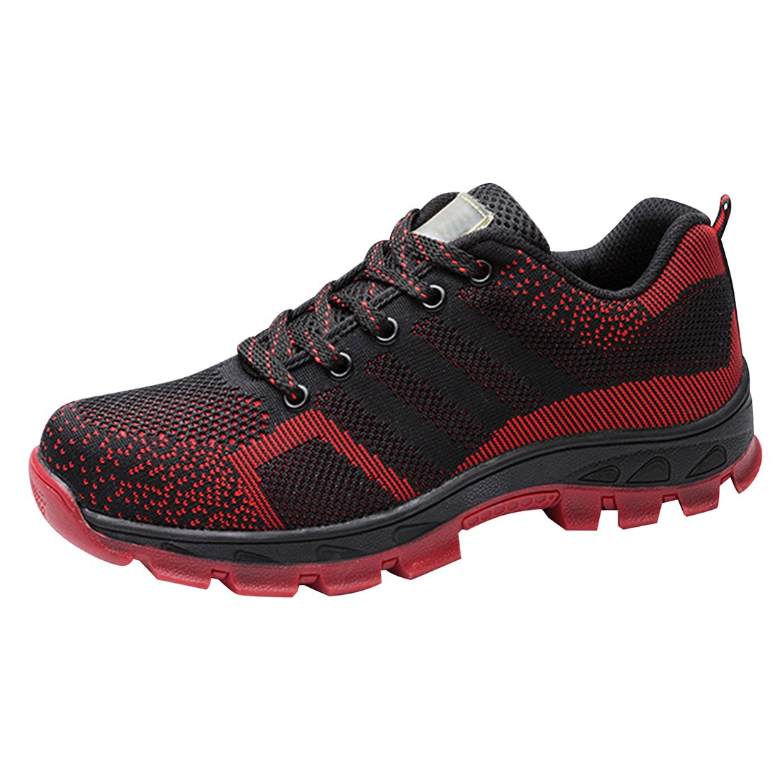 Optimal Product Women's Safety Shoes Work Shoes Steel Toe Shoes
