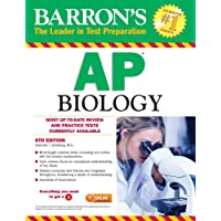 Barron's AP Biology with CD-ROM