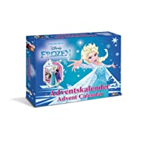 Craze 13885 Calendario dell' Avvento Disney Frozen