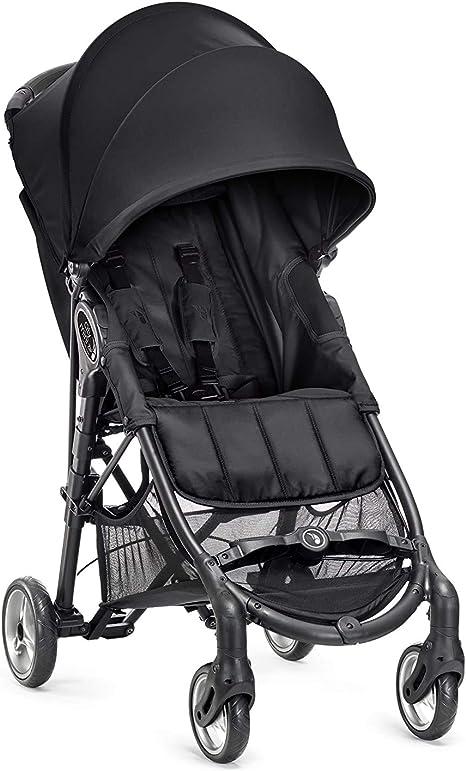 Opinión sobre Baby Jogger City Mini Zip - Silla de paseo, color negro