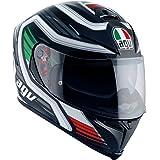 AGV K5 S Firerace Black Italy Size ML - DOT-Approved