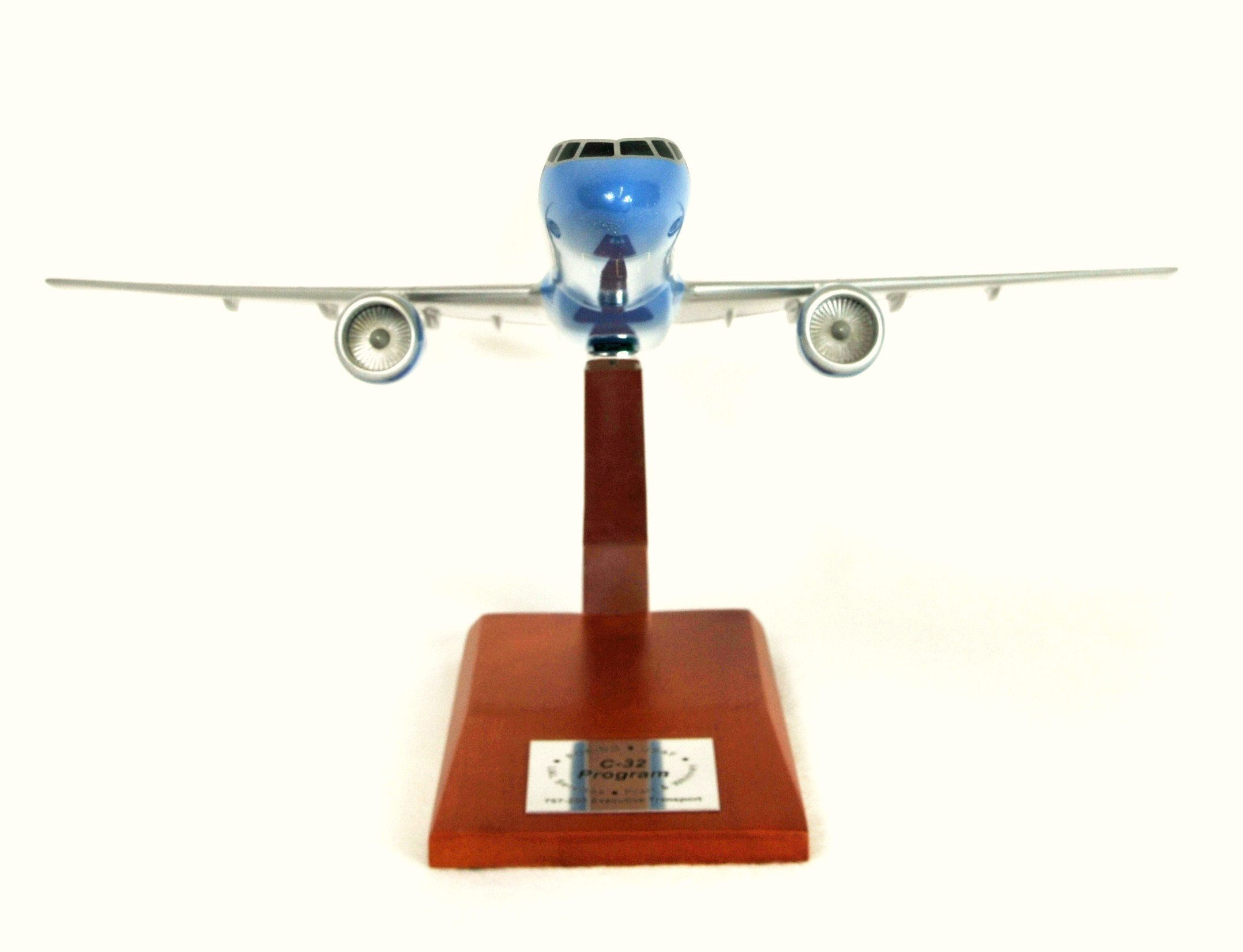 Comolife Air France Concord Airplane Miniature Model Snap Fit 1 250