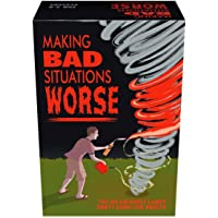 Making Bad Situations Worse Adult Party Game