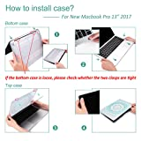 iCasso MacBook Pro 13 Case 2018 2017 2016 Release
