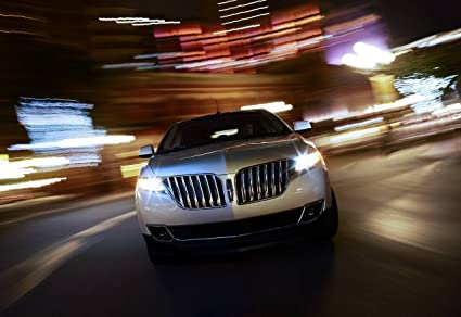 Amazoncom Lincoln Mkx Car Art Poster Print On 10 Mil Archival