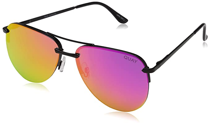 2c7db57679 Amazon.com  Quay Women s The Playa Sunglasses