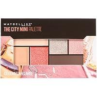 Maybelline Makeup The City迷你眼影盘,Concrete Jungle眼影,0.14 盎司(约3.9克) 1件