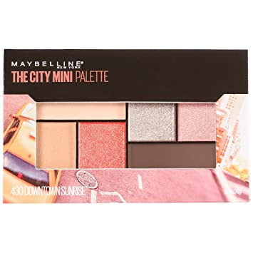 652c33c0bcbe Buy Maybelline Downtown Sunrise Maybelline New York The City Mini ...