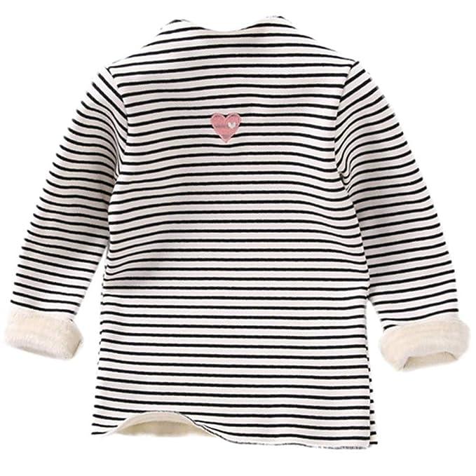 Tefamore-Bebé Camisetas para 1-5 Años, Niños Niñas Trajes ...