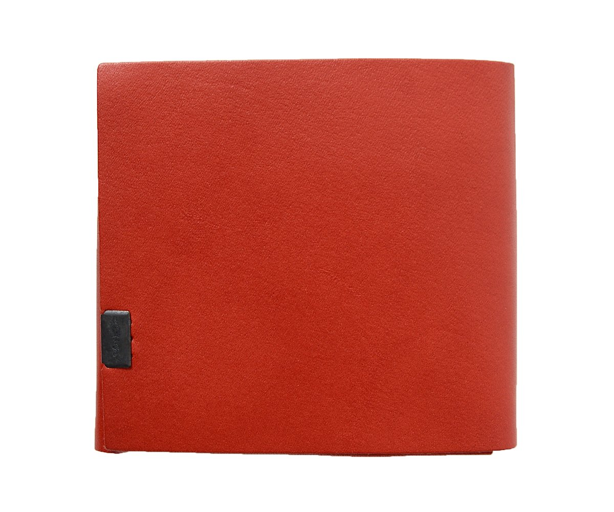 [ショサ]所作 ベーシック Basic 三つ折り財布 SHO-SH2-A B073Y1NG9Q レッド レッド -