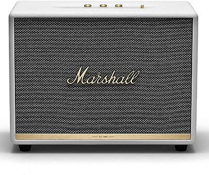 Marshall Worburn II, Altavoz Bluetooth, Inalámbrico y Alámbrico ...