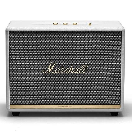 Marshall Woburn II - Altavoz Bluetooth, color blanco