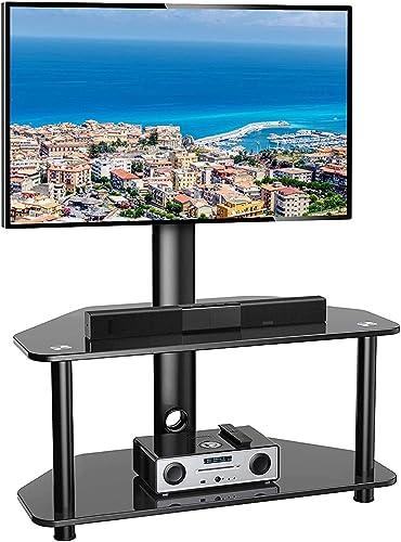 HOOSENG Universal-Swivel-TV-Stand Modern TV Stand