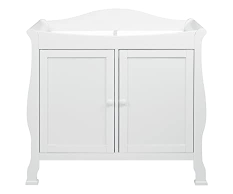 Perfect Amazon.com : DaVinci Parker 2 Door Changer In Pure White : Changing Tables  : Baby
