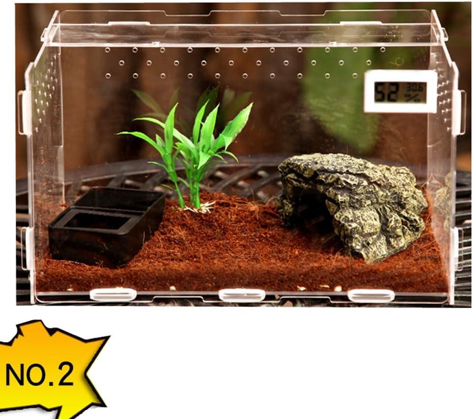 Amazon Com Dreamer U Transparent Acrylic Terrarium Habitat Breeding Box Set For Lizard Arboreal Tarantulas Snails Chameleon Spider Snake Green Anole Or Other Reptiles Amphibians 2 Pet Supplies,Round Ripple Crochet Pattern