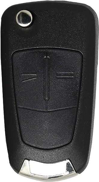 Liamgate Ersatz Schlüsselgehäuse Mit Rohling Geeignet Elektronik