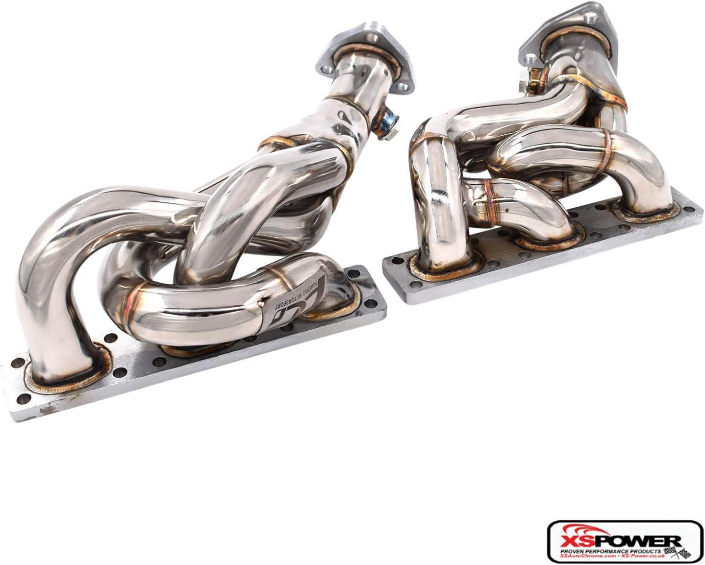 Equal Length Headers Exhaust Manifold for BMW E36 325i 323i 328i M3 Z3 M50 M52